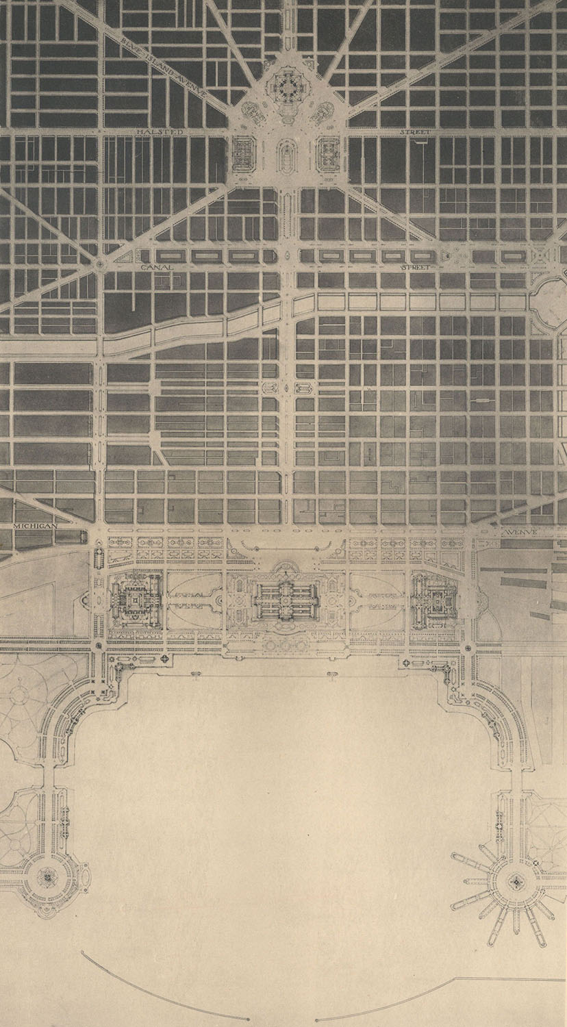 CXXIX: Chicago's Civic Center, Business Center, Grant Park and Yacht Harbor