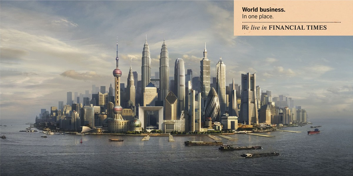 The rise of the hyper-modern city, ...