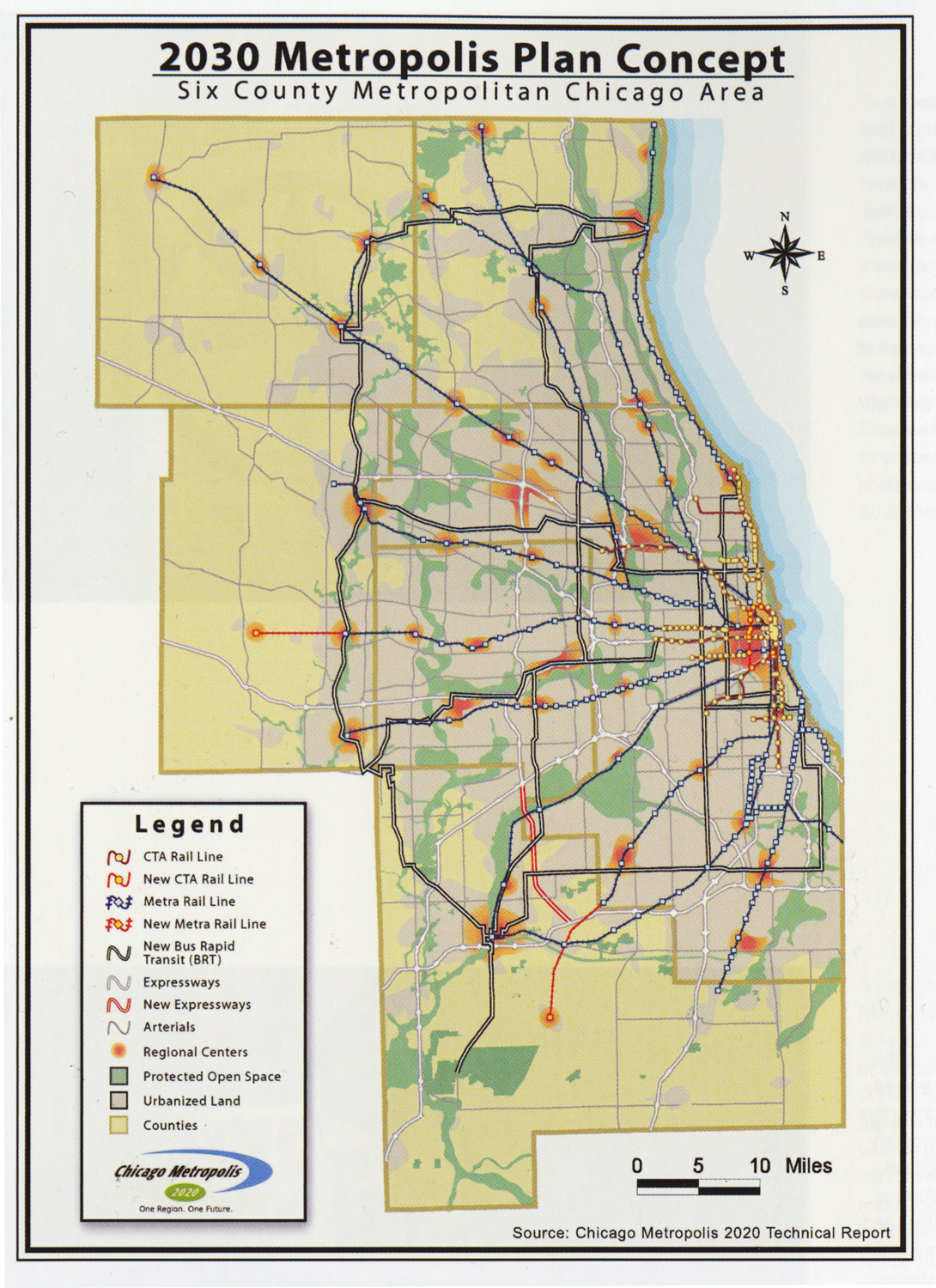 Regional Housing Initiative CMAP Chicago  Census Maps - Chicago map by county
