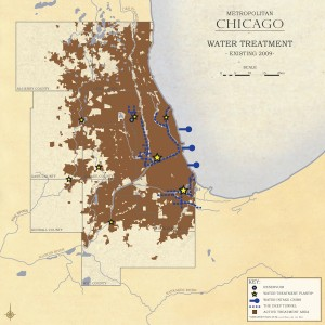 3.1-16-Existing 2009 Metro Chicago Waste Water Treatment