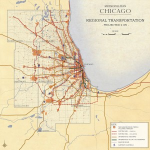 3.2-01-Chicago 2109 Metropolitan Transportation and Land Use