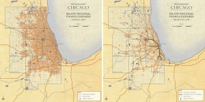 3.2-03-Existing and Proposed Metro Chicago Major Thoroughfares