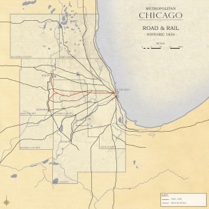 3.2-04-Metro Chicago Road and Rail circa 1850