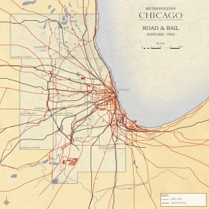3.2-05-Metro Chicago Road and Rail circa 1900