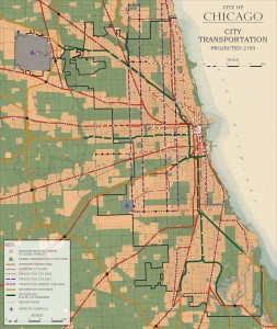 3.2-13-Chicago 2109 City Transportation and Land Use