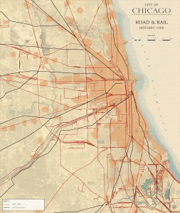 3.2-17-City of Chicago Road and Rail circa 1900