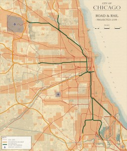 3.2-19-Chicago 2109 City of Chicago proposed Road and Rail
