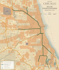 3.2-21-Chicago 2109 City of Chicago proposed Major Thoroughfares