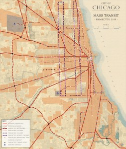 3.2-24-Chicago 2109 City of Chicago proposed Mass Transit