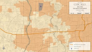 3.2-32-Metro Chicago existing Rural Major Thoroughfares (2009)