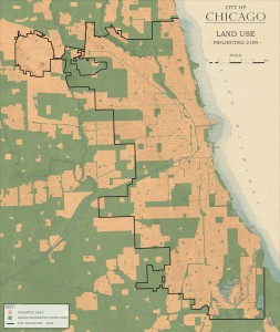3.3-14-Chicago 2109 City of Chicago proposed Land Use