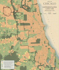 3.3-15-Chicago 2109 City of Chicago proposed Differentiated Land Use