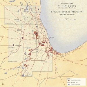3.4-07-Chicago 2109 Metro Chicago proposed Industrial Land and Freight Rail