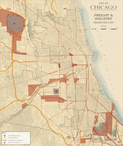 3.4-15-Chicago 2109 proposed City Industrial Land - Freight Rail - Interstates