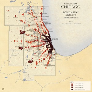 3.5-09-Chicago 2109 projected Metropolitan city and town densities
